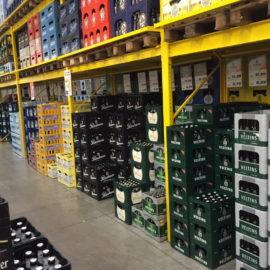 Wieder da!! Miller Bier im trinkgut Getränkemarkt Schwarze