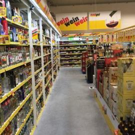 tausende Getränke im trinkgut Getränkemarkt Lippstadt